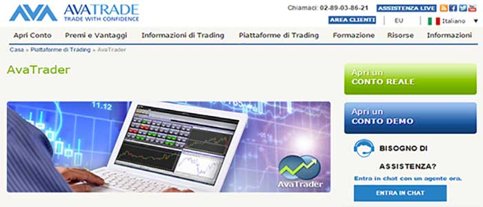 Forex demo italiano